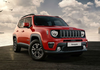 JEEP Renegade 1.0 T3 Longitude Colorado Red Km 0