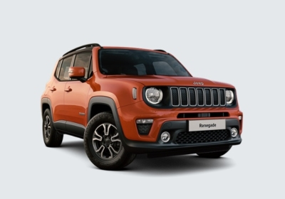 JEEP Renegade 1.0 T3 Longitude MY19 Omaha Orange Km 0
