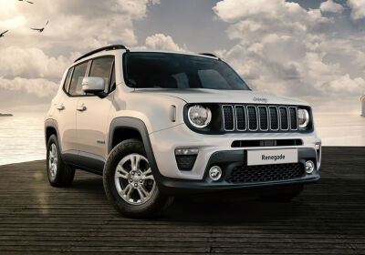 JEEP Renegade 1.0 T3 Longitude Alpine White Km 0