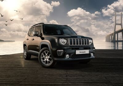 JEEP Renegade 1.3 T4 190CV PHEV 4xe AT6 Business Plus Solid Black Km 0