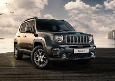 JEEP Renegade 1.3 T4 190CV PHEV 4xe AT6 Limited Carbon Black Da immatricolare