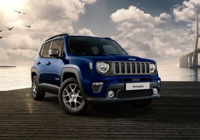 JEEP Renegade 1.3 T4 190CV PHEV 4xe AT6 Limited Jetset Blue Km 0