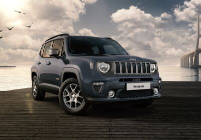 JEEP Renegade 1.3 T4 DDCT Limited Blue Shade Km 0