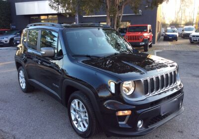 JEEP Renegade 1.3 T4 DDCT Limited Carbon Black Km 0