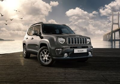 JEEP Renegade 1.3 T4 DDCT Limited Granite Crystal Km 0