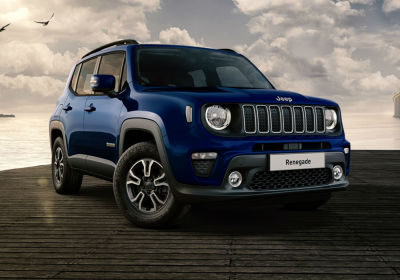 JEEP Renegade 1.0 T3 Longitude Jetset Blue Km 0