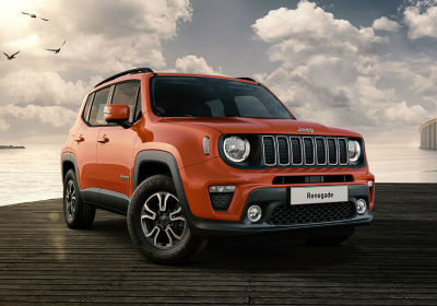 JEEP Renegade 1.0 T3 Longitude Omaha Orange Km 0