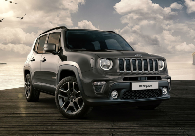 JEEP Renegade 1.6 Mjt 120 CV Limited MY19 Granite Crystal Km 0