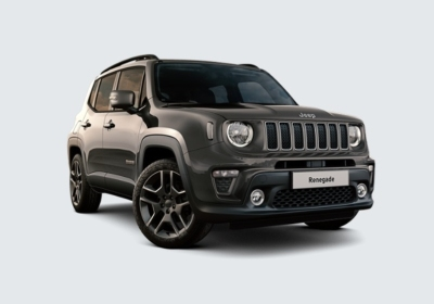 JEEP Renegade 1.6 Mjt 120 CV Limited Granite Crystal Km 0