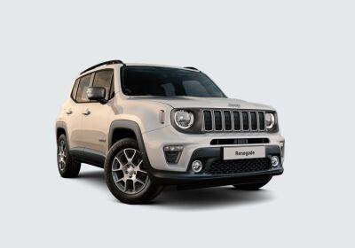 JEEP Renegade 1.6 Mjt 120 CV Limited Alpine White Km 0
