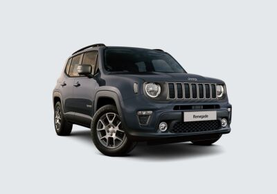 JEEP Renegade 1.6 Mjt 120 CV Limited Blue Shade Km 0