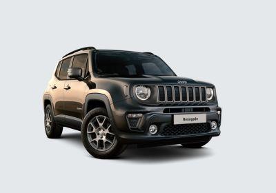 JEEP Renegade 1.6 Mjt 120 CV Limited Carbon Black Da immatricolare