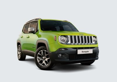 JEEP Renegade 1.6 Mjt 120 CV Limited Hyper Green Km 0