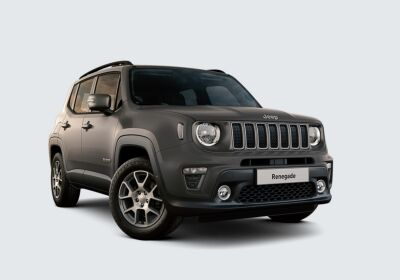 JEEP Renegade 1.6 Mjt 120 CV Limited Sting Grey Km 0