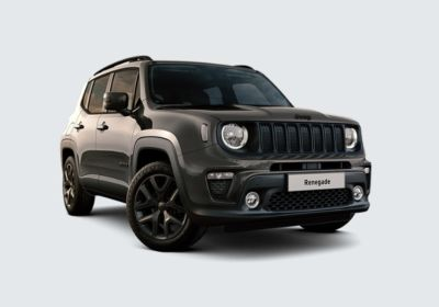 JEEP Renegade 1.6 Mjt 120 CV Night Eagle MY19 Granite Crystal Km 0