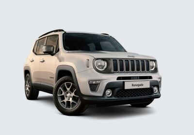 JEEP Renegade 1.6 Mjt DDCT 120 CV Limited MY19 Alpine White Km 0