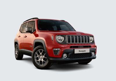 JEEP Renegade 1.6 Mjt DDCT 120 CV Limited MY19 Colorado Red Km 0