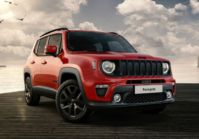 JEEP Renegade 1.6 Mjt DDCT 120 CV Night Eagle Colorado Red Km 0