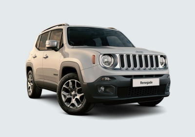 JEEP Renegade 1.6 Mjt 120 CV Limited Alpine White Km 0