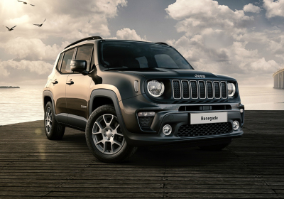 JEEP Renegade 2.0 Mjt 140CV 4WD Active Drive Longitude Carbon Black Km 0