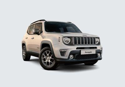 JEEP Renegade 2.0 Mjt 140CV 4WD Active Drive Low Limited Alpine White Km 0