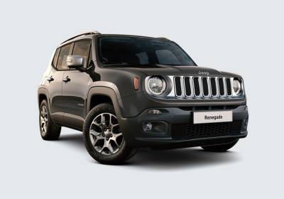 JEEP Renegade 2.0 Mjt 140CV 4WD Active Drive Limited Granite Crystal Km 0