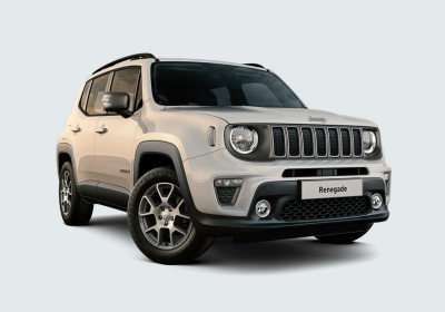 JEEP Renegade 1.6 Mjt 120 CV Limited MY19 Alpine White Km 0