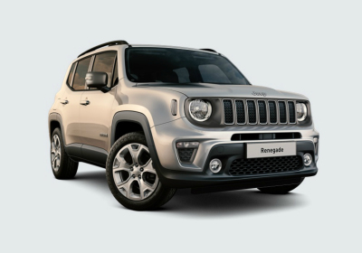 JEEP Renegade 1.6 Mjt 120 CV Limited MY19 Glacier Km 0