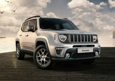 JEEP Renegade 1.0 T3 Limited MY19 Glacier Km 0