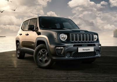 JEEP Renegade 1.6 Mjt 120 CV Sport MY19 Carbon Black Km 0