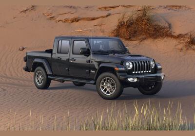 JEEP Gladiator 3.0 V6 Launch Edition 4wd auto Black Km 0
