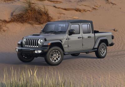 JEEP Gladiator 3.0 V6 Overland Sting Gray Km 0