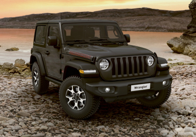 JEEP Wrangler 2.2 Mjt II Rubicon Sting Grey Km 0