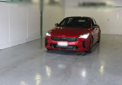 KIA Stinger 3.3 T-GDI AWD AT8 GT High Chroma Red Usato Garantito