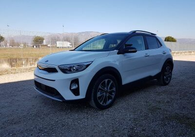 KIA Stonic 1.0 t-gdi Energy Clear White Km 0