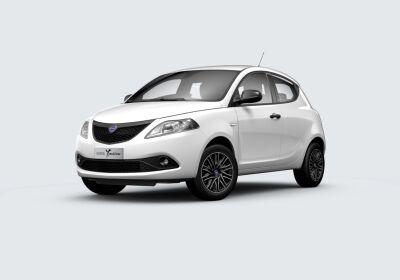 LANCIA Ypsilon 1.0 hybrid Silver s&s 70cv Bianco Neve Km 0