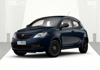 LANCIA Ypsilon 1.2 69 CV 5 porte GPL Ecochic Black and Noir Blu di Blu Da immatricolare