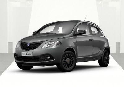LANCIA Ypsilon 1.2 69 CV 5 porte GPL Ecochic Black and Noir Grigio Pietra Km 0