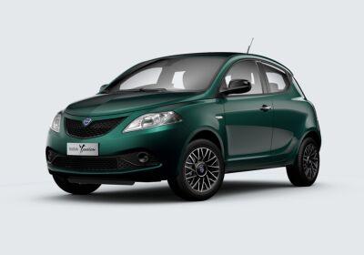 LANCIA Ypsilon 1.2 69 CV 5 Porte GPL Ecochic Gold Verde Smeraldo Km 0