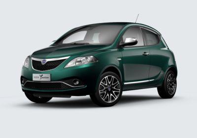 LANCIA Ypsilon 1.2 69 CV 5 porte GPL Ecochic Platinum Verde Smeraldo Km 0