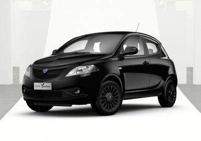LANCIA Ypsilon 1.2 69 CV 5 porte S&S Black and Noir Nero Vulcano Km 0