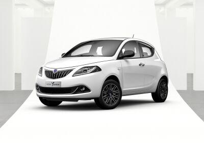 LANCIA Nuova Ypsilon 1.0 hybrid Gold s&s 70cv Bianco Neve Km 0