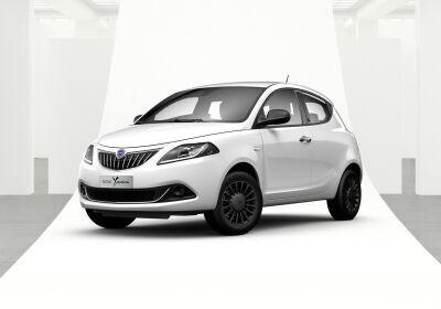 LANCIA Nuova Ypsilon 1.0 hybrid Silver s&s 70cv Bianco Neve Km 0