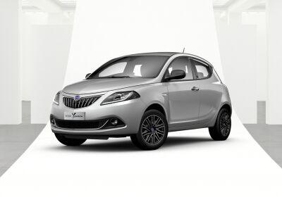LANCIA Nuova Ypsilon 1.0 hybrid Silver s&s 70cv Grigio Argento Km 0