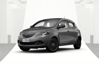 LANCIA Nuova Ypsilon 1.0 hybrid Silver s&s 70cv Grigio Pietra Km 0