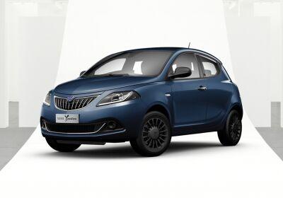 LANCIA Nuova Ypsilon 1.2 Ecochic Gpl Silver 69cv Blu Elegante Km 0
