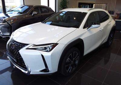 LEXUS UX Hybrid Premium Bianco Perla Km 0