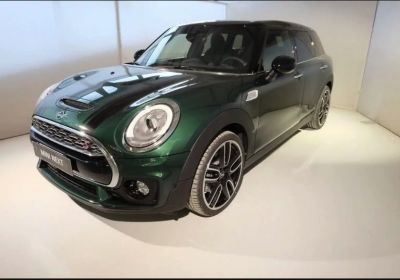 MINI Clubman 2.0 Cooper SD Hype British racing Green Km 0