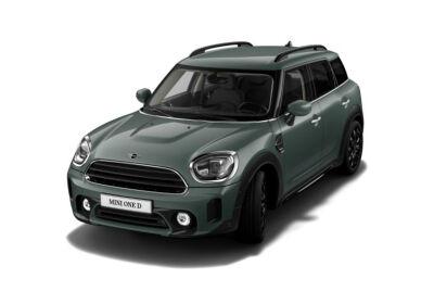 MINI Countryman 1.5 One D Hype auto Sage Green Km 0