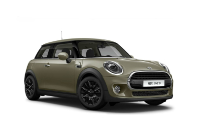 MINI One 1.5 One D Baker Street Emerald Grey Km 0
